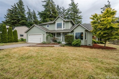 Oak Harbor Single Family Home For Sale: 1981 Even Down Wy