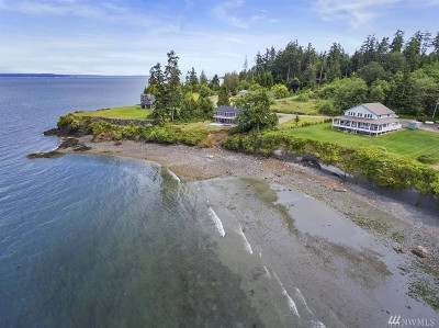 Port Ludlow WA Single Family Home For Sale: $765,000