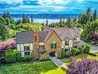 Kirkland Single Family Home For Sale: 6325 NE 138th Place