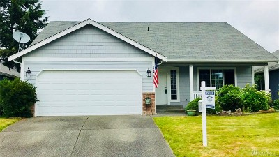 Spanaway Single Family Home For Sale: 5415 209th St E