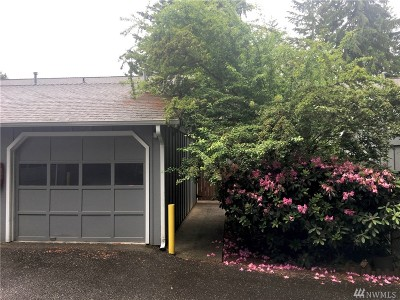 Olympia Condo/Townhouse For Sale: 2824 60th Lane SE #D