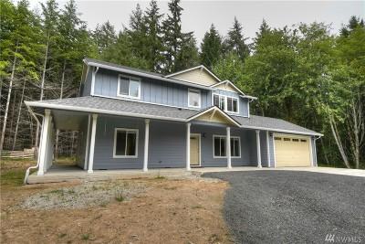 Shelton Single Family Home For Sale: 811 SE Binns Swigger Loop Rd