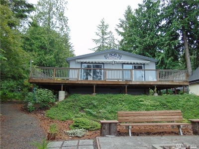 Shelton Single Family Home For Sale: 111 E Orchard Lane