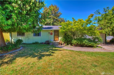 Des Moines Single Family Home For Sale: 24219 13th Ave S