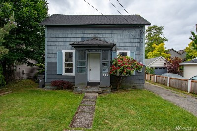 Seattle Single Family Home For Sale: 927 NW 52nd St
