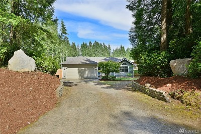 Port Orchard Single Family Home For Sale: 9359 Ramiller Lane SE