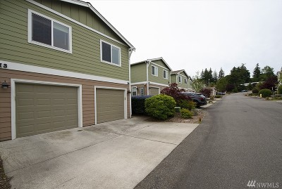 Oak Harbor WA Condo/Townhouse Pending: $269,000