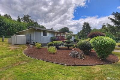 Gig Harbor Single Family Home Contingent: 4109 Whiteman Rd SW