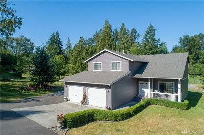 Lake Tapps Single Family Home For Sale: 108 205th Ave E