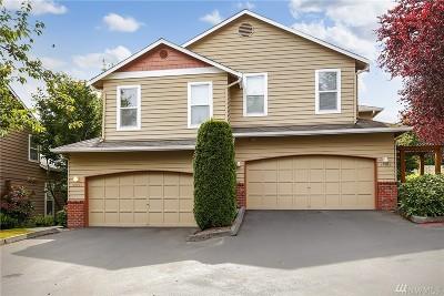 Everett Condo/Townhouse For Sale: 5815 14th Dr W #B