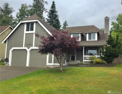 Bothell Single Family Home For Sale: 16624 4th Dr SE