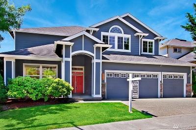 Renton Single Family Home For Sale: 319 Quincy Ave NE