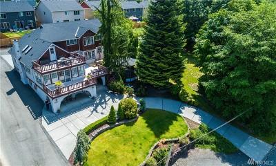 Lake Stevens Single Family Home For Sale: 821 S Lake Stevens Rd
