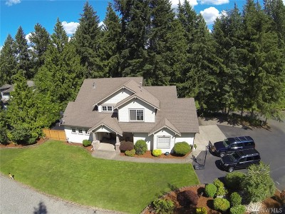Bonney Lake Single Family Home For Sale: 16519 113th St Ct E