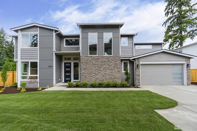 Kirkland Single Family Home For Sale: 12516 NE 81st Lane