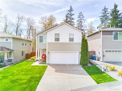 Kent Single Family Home For Sale: 21355 SE 299th Wy