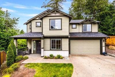 Monroe Single Family Home For Sale: 19534 141st Place SE