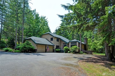 Snohomish Single Family Home For Sale: 3112 153 Ave SE