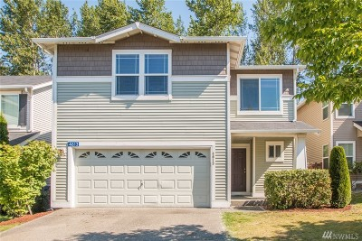 Mount Vernon Single Family Home For Sale: 4613 Nooksack Lp