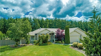 Rochester WA Single Family Home For Sale: $424,500