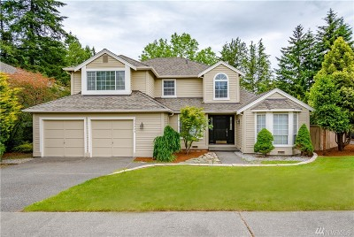 Federal Way Single Family Home For Sale: 33320 10th Ct SW