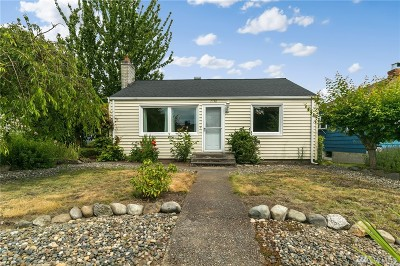Seattle, Bellevue, Kenmore, Kirkland, Bothell Single Family Home For Sale: 7730 28th Ave NW