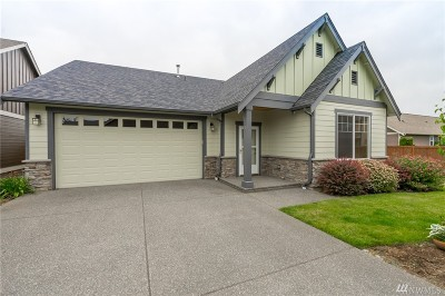 Lynden Single Family Home Sold: 1578 Bryce Park Lp