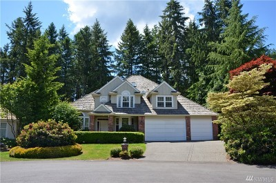 Gig Harbor Single Family Home For Sale: 4806 21st Av Ct NW