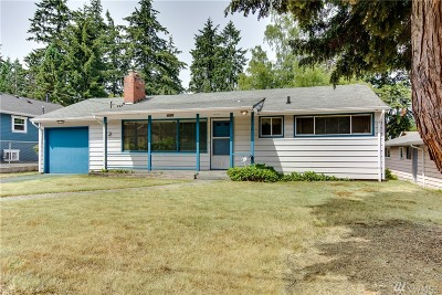 Seattle Single Family Home For Sale: 11539 30th Ave NE