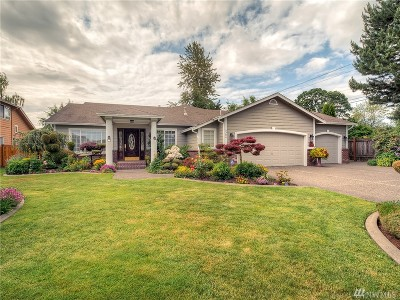 Lakewood Single Family Home For Sale: 5306 80th St SW