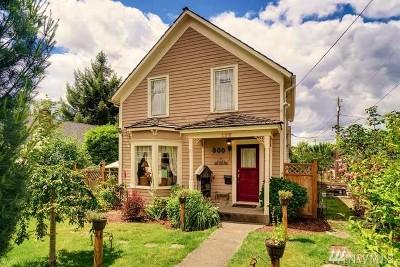 Snohomish Single Family Home For Sale: 132 Avenue E