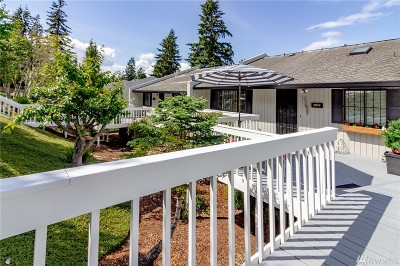 Federal Way Condo/Townhouse For Sale: 2818 SW 327 St SW #B-7