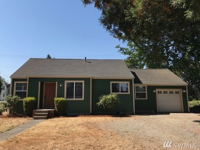 Tumwater Single Family Home For Sale: 807 2nd Ave SW