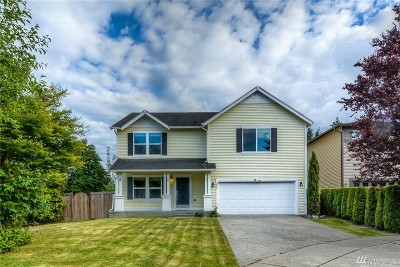 Bothell Single Family Home For Sale: 3632 152nd St SE