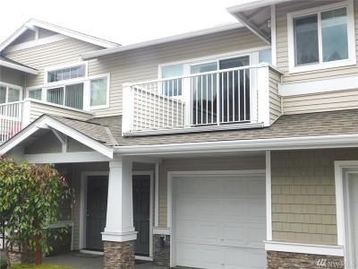 SeaTac Condo/Townhouse For Sale: 4049 S 212th Ct #E