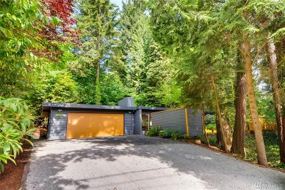 Bellevue Single Family Home For Sale: 1035 104th Ave SE