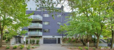 Seattle Condo/Townhouse For Sale: 116 11th Ave E #205