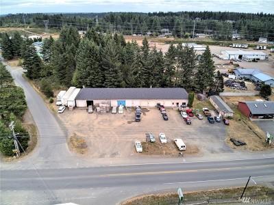 Mason County Commercial For Sale: 1020 E Johns Prairie Rd