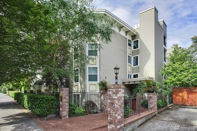 King County Condo/Townhouse For Sale: 521 Summit Ave E #201