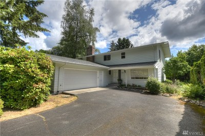 Olympia Single Family Home For Sale: 3528 Pifer Rd SE