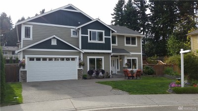 Puyallup Single Family Home For Sale: 12408 130th Av Ct E