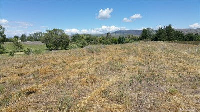 Chelan, Chelan Falls, Entiat, Manson, Brewster, Bridgeport, Orondo Residential Lots & Land For Sale: 111 Buckingham Aly Lot 4