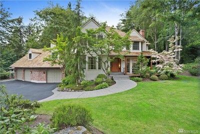 Woodinville Single Family Home For Sale: 15004 NE 177th Dr NE