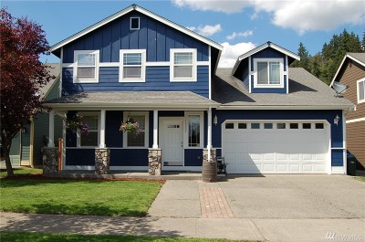 Sumner Single Family Home For Sale: 15307 45th St E