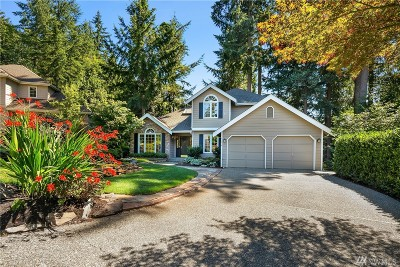 Sammamish Single Family Home For Sale: 4385 239th Place SE
