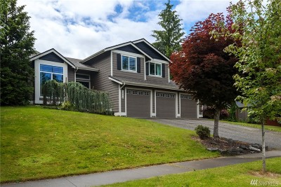 Puyallup Single Family Home For Sale: 1444 Amber Blvd