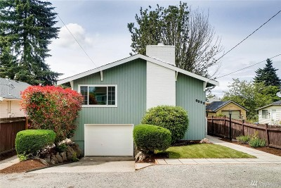 Seattle Single Family Home For Sale: 9053 37th Ave S