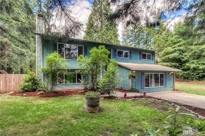 Kent Single Family Home For Sale: 31441 W Lake Morton Dr SE