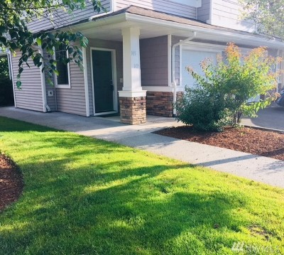 Snohomish Condo/Townhouse For Sale: 14200 69th Dr SE #N2