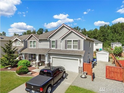 Orting Single Family Home For Sale: 1316 Hansberry Ave NE